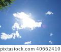 구름, 흰 구름, 흰구름 40662410