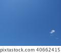 구름, 흰 구름, 흰구름 40662415
