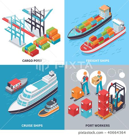 Sea Port 2x2 Design Concept 40664364
