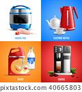 appliances set concept 40665803