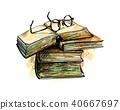 堆 书籍 书 40667697
