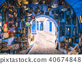morocco, chefchaouen, the old town 40674848