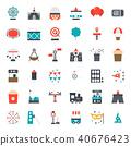 amusement park icon 40676423