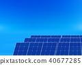太阳能能源背景 40677285