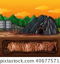 矿 矢量 矢量图 40677571