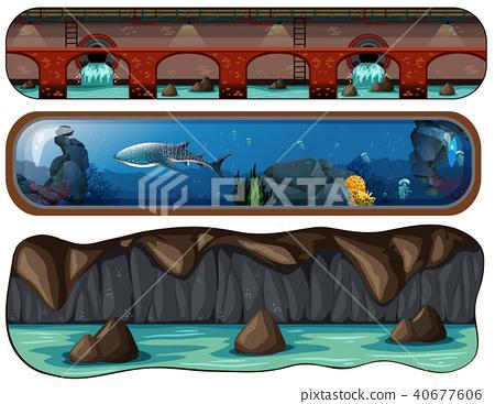 A Set of Underground Scene 40677606