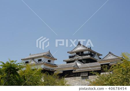 마쓰야마 성 40678454