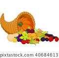 Harvest cornucopia 40684613