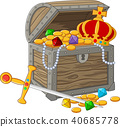 Open Treasure Chest 40685778