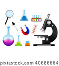 Laboratory tools and equipment 40686664
