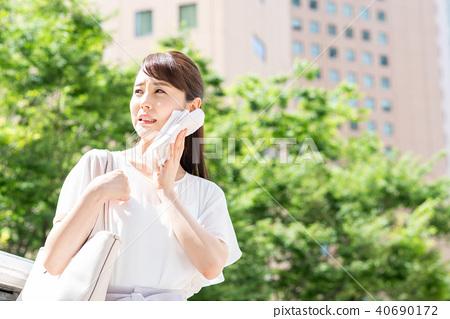 Business Woman (Summer) 40690172