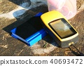 Geocaching concept 40693472