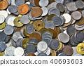 現金 錢 錢幣 40693603