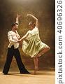dance, couple, dancer 40696326