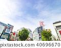 Cityscape of Jiyugaoka Station Main Exit 40696670