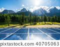 panel, photovoltaic, solar 40705063