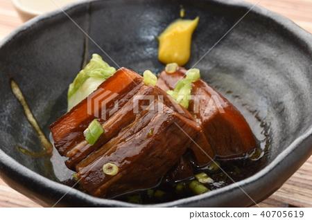 東坡肉 角煮 牛肉 40705619