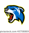 mascot, polecat, Mustelidae 40708869