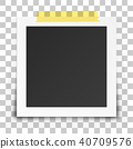 frame, photo, blank 40709576