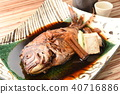 ปลาต้มสไตล์ญี่ปุ่น 40716886