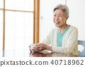 Senior Female Elderly Grandma 40718962