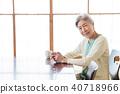 Senior Female Elderly Grandma 40718966
