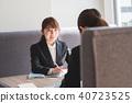 婦女參加招聘 40723525
