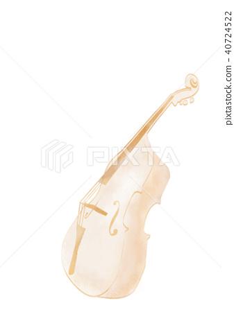 Base _ jazz_ silhouette 40724522
