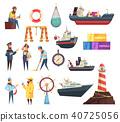 ship, nautical, sailor 40725056