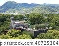 구마모토 성 이이다 마루 오 階櫓 (복구 공사중) 40725304