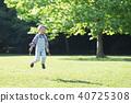 girl, Jumping, Rope 40725308