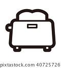 圖標 Icon 烤麵包機 40725726