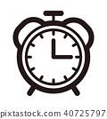 單調圖標(系列) 40725797