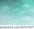 blue, vector, sky 40727367