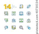 design icon set 40730334