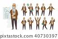 vector character cartoon 40730397