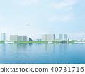 강, 강변, 강변가 40731716