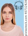 woman, portrait, female 40732828