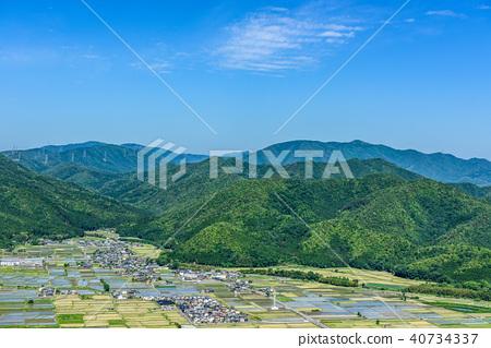 교토 카메오의 전원 풍경 40734337