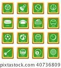 sport, balls, icon 40736809