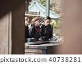 外國人參觀寺廟 40738281