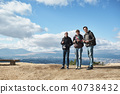 Mount Fuji Foreigner View Portrait 40738432