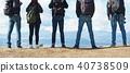 個人 富士山 徒步旅行 40738509