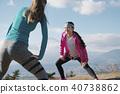 富士外國人女子健身 40738862