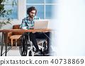 輪椅商人 40738869