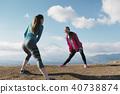 富士外國人女子健身 40738874