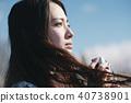 女性相機拍攝肖像 40738901