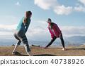 富士外國人女子健身 40738926