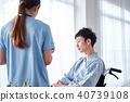 成熟的女人 一個年輕成年女性 女生 40739108