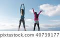 富士外國人女子健身 40739177